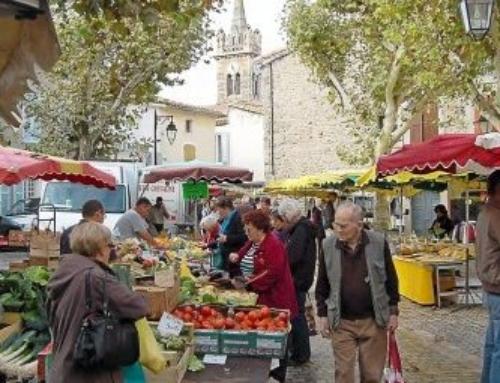 Le Marché D'Olonzac